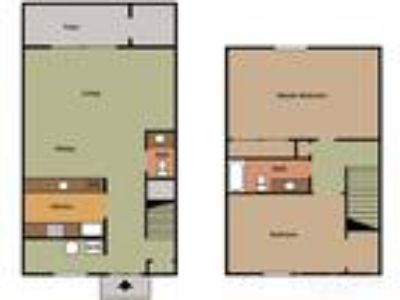 Parkview Estates - Two BR 1.5 BA Townhomes