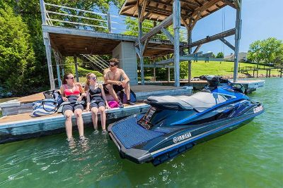 2018 Yamaha VX Deluxe 3 Person Watercraft Fayetteville, GA