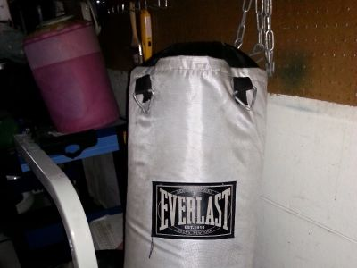 Century Punching Bag Set