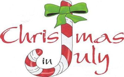Christmas in July . Starting now 10% off Christmas items thru end of July