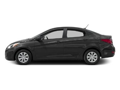 2017 Hyundai Accent GLS (Triathlon Gray Metallic)
