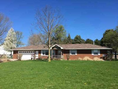 2314 County Road 1050 N Homer Three BR, This ranch is move-in
