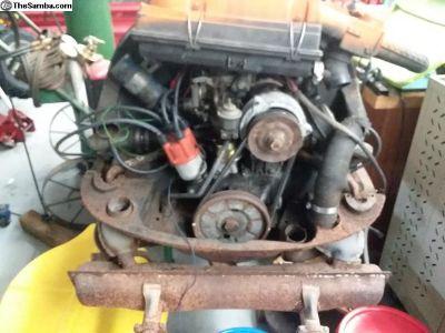 74 Beetle engine