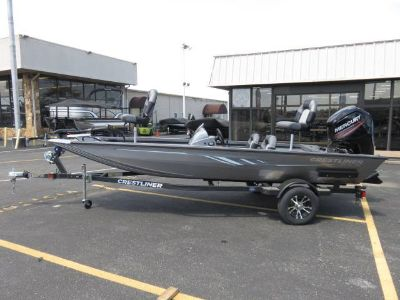 2019 Crestliner VT 17 Aluminum Fish Boats Saint Peters, MO