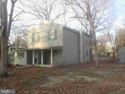 123 E Branch Ave Pine Hill Three BR, show property from street -