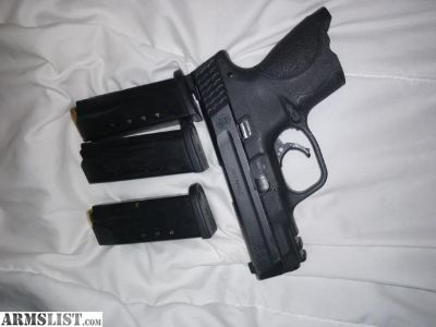 For Sale: M&p 40c
