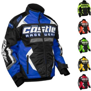 Find Castle Bolt G3 Youth Boys Snowmobile Snow Winter Jacket Outerwear motorcycle in Manitowoc, Wisconsin, United States, for US $129.99