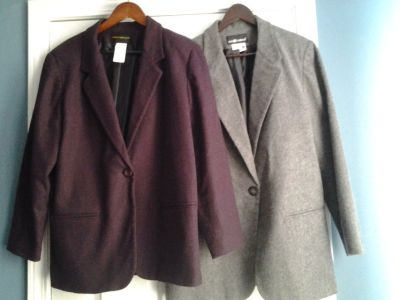 Ladies Wool Blazers_2 (price each)