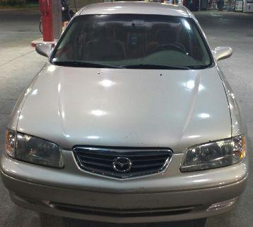 2002 Mazda 626 LX + Warranty