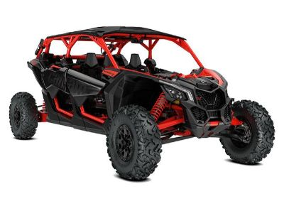 2018 Can-Am Maverick X3 Max X rs Turbo R Sport-Utility Utility Vehicles Island Park, ID