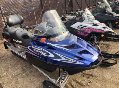 2003 Polaris 600 Classic Touring Snowmobile Touring Elkhorn, WI