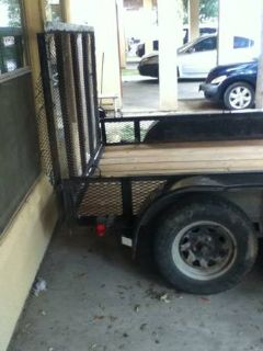 14X7ft trailer. Good condition. $1200 OBO