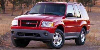 2001 Ford Explorer Sport Base (Black)