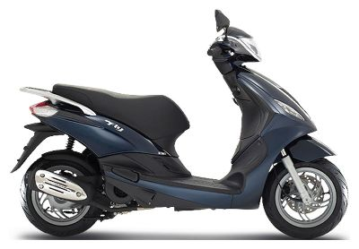 2019 Piaggio FLY 50 Scooter Saint Charles, IL