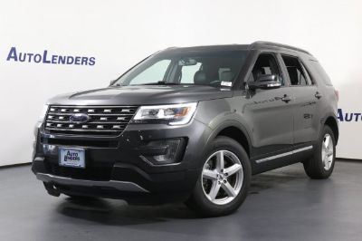 2016 Ford Explorer (Shadow Black)