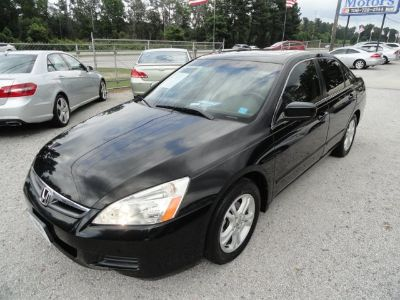 2006 Honda Accord EX (Black)