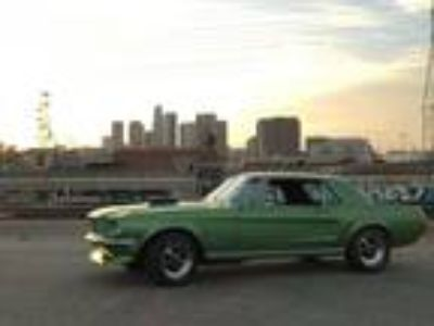 1968 Ford Mustang Coupe 390 Big Block V8