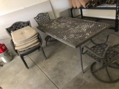 Outdoor 8 Person dining table