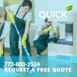 Professional cleaners on demand for offices in chicago!!