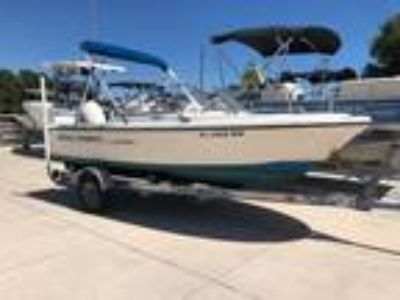 2000 Sea Hunt Escape 175