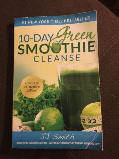 Smoothie cleanse book