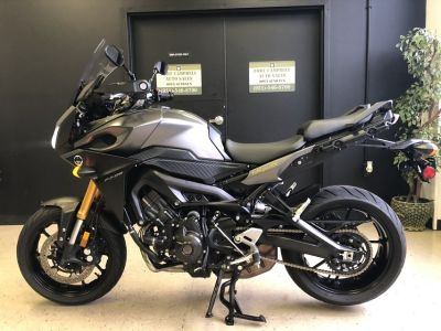 2015 YAMAHA FJ-09 UNLEADED GAS