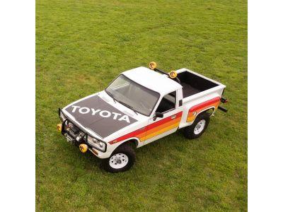 1978 Toyota SR-5 Wolverine 4x4 Pickup