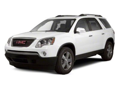 2012 GMC Acadia SLE (Gold Mist Metallic)