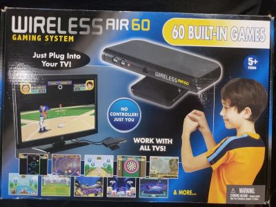 Wireless Air 60 Gaming System