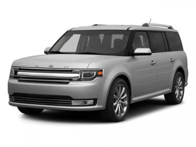 2014 Ford Flex SEL (Ruby Red Metallic Tinted Clearcoat)