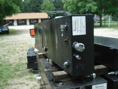 "Sell RV/Truck Fuel Tank, 30 Gallon, 17"" X 7"" X 61"", Gas or Diesel Tank, Metal, New motorcycle in Adrian, Michigan, US, for US $225.00"