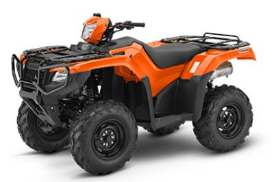 2018 Honda FourTrax Foreman Rubicon 4x4 EPS Utility ATVs Deptford, NJ