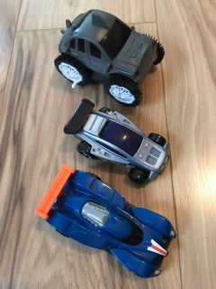 2 Hotwheels & 1 Turn-Over Car for $2 (= .66 ea) or $1 individually