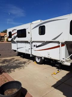 By Owner! 2009 27ft. TRAIL MANOR Pop Up Camper