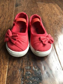 GUC Ositos Red sneakers