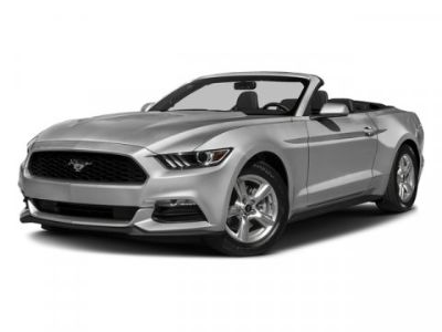 2017 Ford Mustang EcoBoost Premium (Black)