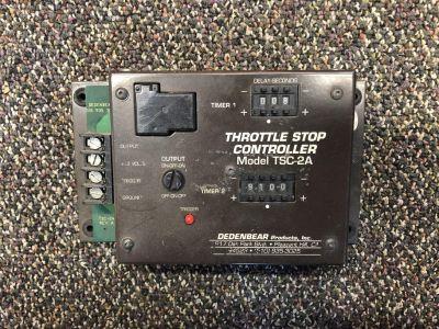 Dedenbear Throttle Stop Controller