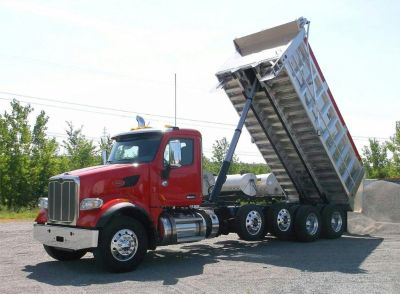 Dump truck funding for established businesses - All credit types