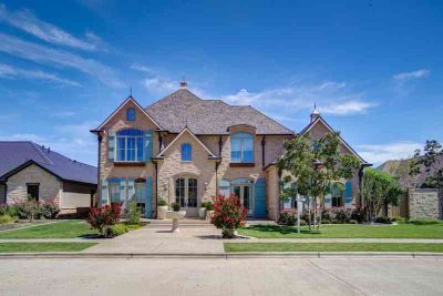 4914 115th Street LUBBOCK Five BR, Luxurious European inspired