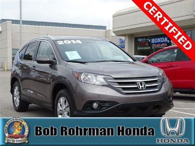 2014 Honda CR-V EX-L (Kona Coffee Metallic)