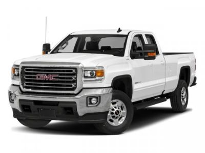 2017 GMC Sierra 2500HD SLE (Quicksilver Metallic)
