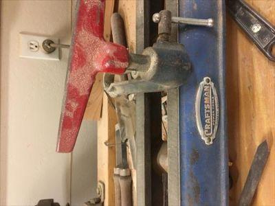 Craftsman Wood Lathe