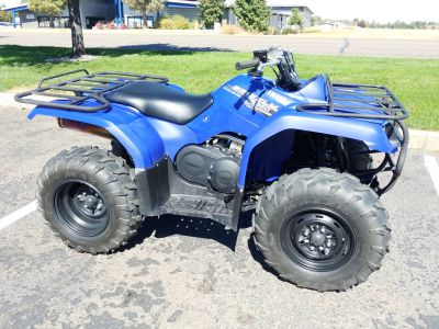 2014 Yamaha Grizzly 350 2WD Utility ATVs Meridian, ID