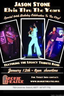 Elvis Birthday Tribute Celebration Show