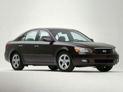 2006 Hyundai Sonata LX ()
