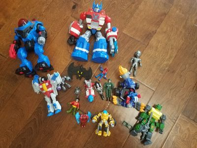 Action Figure Lot $10