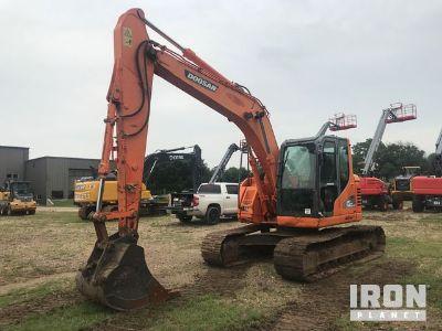 2012 (unverified) Doosan DX140LCR Track Excavator