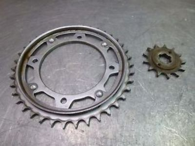 Sell Honda 250R 250 R ATC250R ATC OEM Front & Rear Sprocket Set 13/39 1985 motorcycle in Wittmann, Arizona, United States
