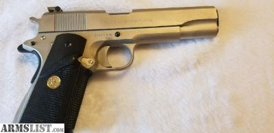 For Trade: Colt 70 series Government 1911 45
