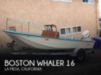 Boston Whaler - 16 Nauset